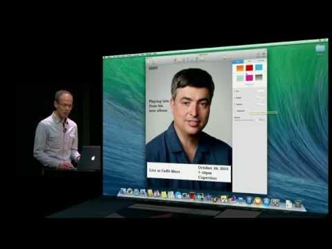 Apple Keynote October 2013 [Full Length/HD]