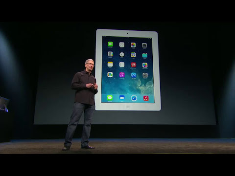 Apple Keynote October 2013 [Full Length/HD]