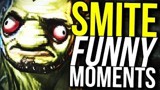 THE TANK META! (Smite Funny Moments)