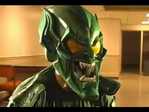 Anger Management with the Green Goblin Video