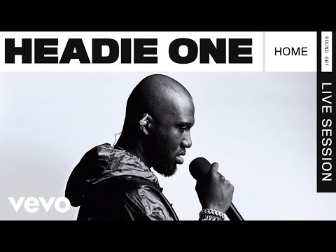 Headie One - Home (Live) | ROUNDS | Vevo