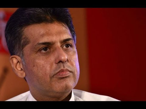 Delhi Dialogue With Manish Tewari