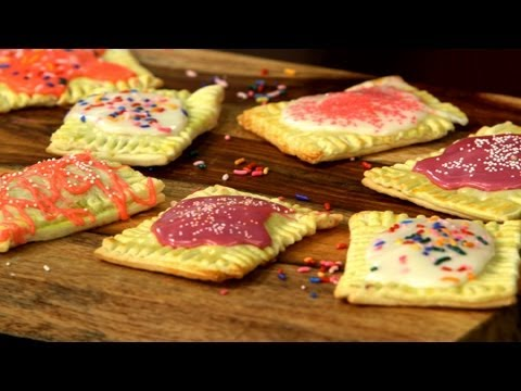 How to Make Pop-Tarts at Home | Dessert Ideas | Just Add Sugar