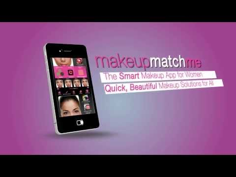 MakeUp App for iPhone - Makeup Match Me!! NEW! Coming soon!