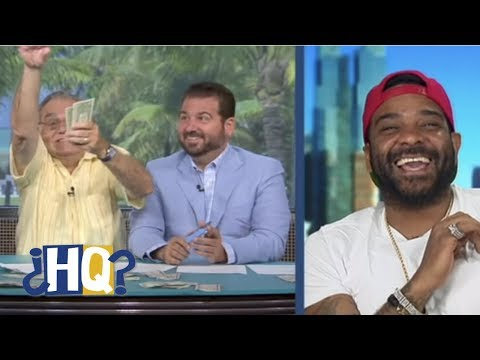 Jim Jones x ESPN's Highly Questionable: Disses French Montana