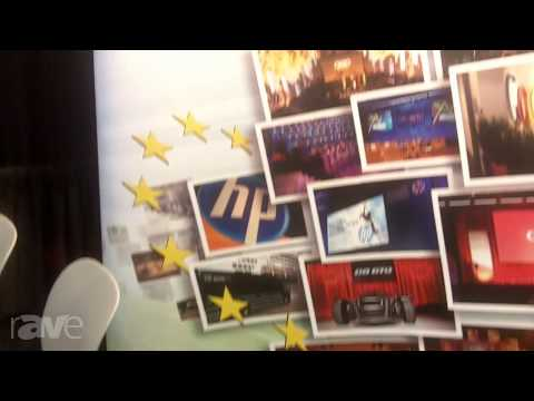 InfoComm 2013: BanoPro Talks About how it can Help with your European Events