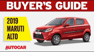 2019 Maruti Suzuki Alto LXi- Is It The Best Variant to Buy? | Buyer's Guide | Autocar India