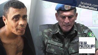 General Santos Cruz fala sobre autor de atentado contra Bolsonaro: 'É um comunista declarado, não..