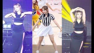 우주소녀 WJSN Cheng Xiao 직캠 Amazing Figure Fap Cut