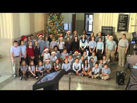 Waco Baptist Academy song 2