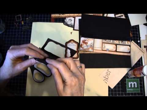 Tutorial place in time yearbook memory album part 10 September