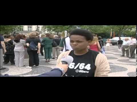 Dia Mandela 2013 na Lusa TV