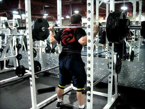 5/3/1 for Powerlifting - 5/3/1 Squats - 495 x 6 PR Image 1