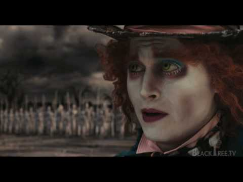Alice in Wonderland - Johnny Depp and Tim Burton continue to make movie magic together