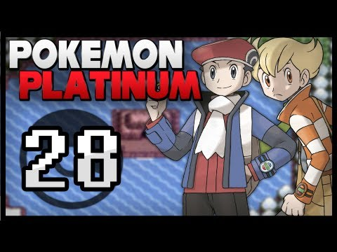 Pokmon Platinum - Randomizer Nuzlocke - Part 28 - Lake Acuity
