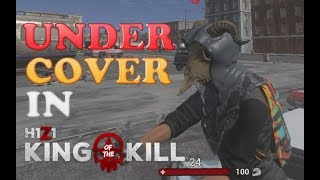 I invaded a fives team in [H1Z1 King of the Kill]