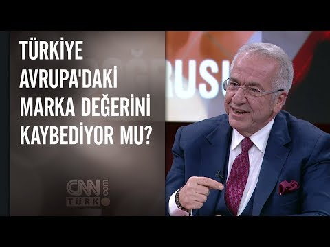 Türkiye Avrupa'daki marka değerini kaybediyor mu?