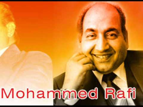 Mohd Rafi  -Sings Lata version thum mujhe yun -Exclusive live...