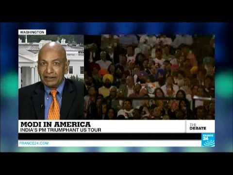 Modi in America: India's Prime Minister on Triumphant US Tour