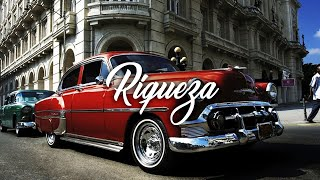 Latin Trap Beat | Riqueza / Guitar Latino Rap & Hip Hop Instrumental 2019
