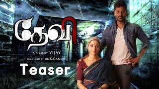 Download Devi(L) Teaser | Prabhu Deva, Tamannaah & Sonu Sood | Tamil Movie Trailer 2016 | Updates 3Gp Mp4