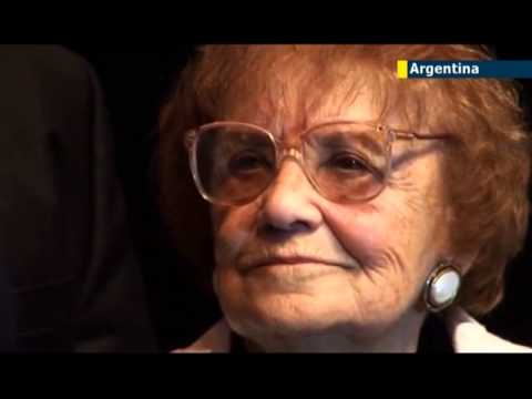 Buenos Aires Eva Braun Controversy: Holocaust survivor Lea Novera offers a voice from Auschwitz