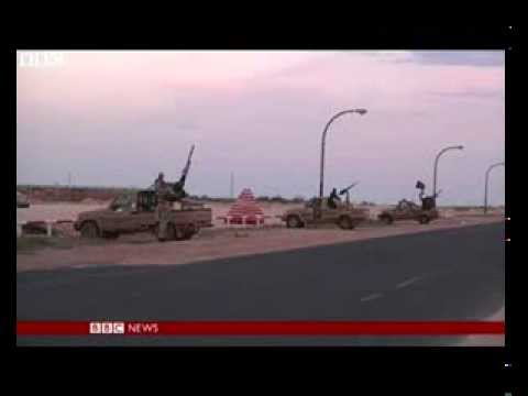 Libya threatens to bomb North Korean oil tanker