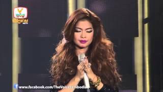The Voice Cambodia - Live Show 5 - ហែកស្នេហ៍កំបាំងមុខ - ចំរើន សុភ័ក្រ្ត