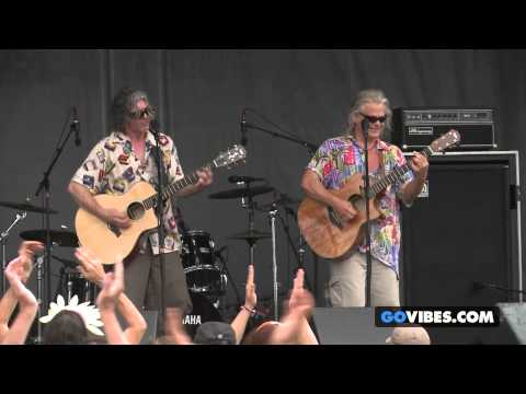 "The Kind Buds perform ""Captain Of The Trip"" at Gathering of the Vibes Music Festival 2013"