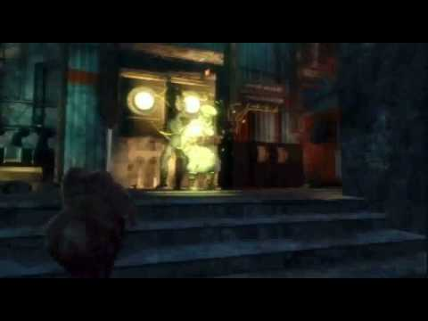 NO! NOT THE BEES!! (Bioshock)