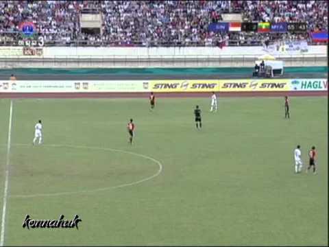 U16 '' Myanmar Vs Singapore ' �ม�า Vs สิ����ร� part 8