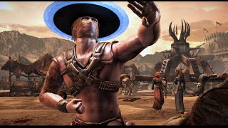 Mortal Kombat X - All Characters Swapping Victory Poses with Erron Black
