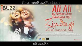 Ali Ali   Zindagi Kitni Haseen Hai   Download Mp3 Song   By Fahan Shah   YouTube