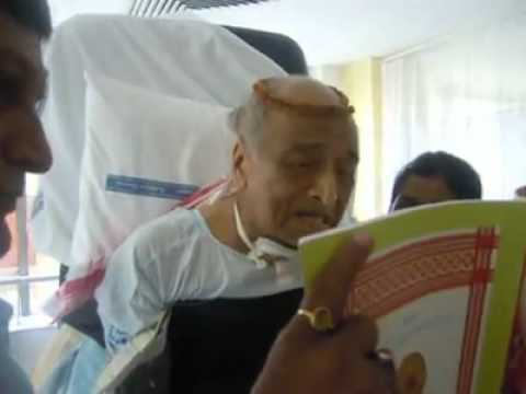 Dr. Bhupen Hazarika In Hospital video