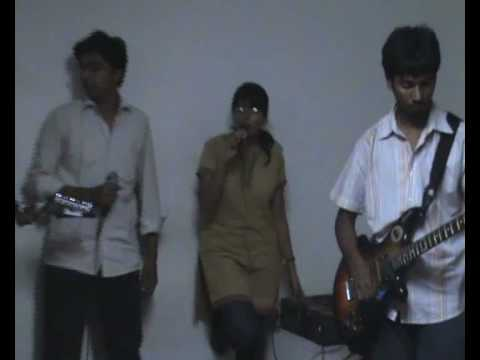 Awara Bhavre (Crescendo).....saarang video shoot.flv