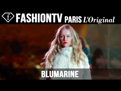 Blumarine Fall/Winter 14-15 Fashion Show in St. Petersburg ELLE Fashion Days | FashionTV