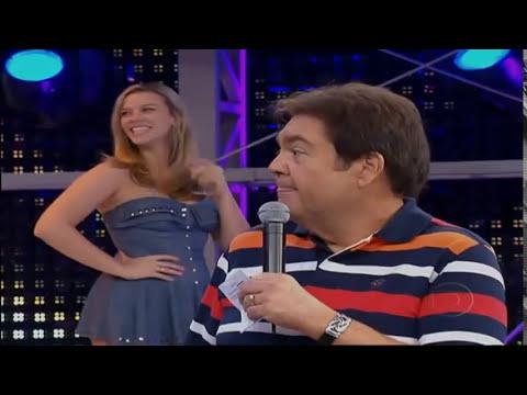 Faustão zoa de bailarinas com nojo - 23.01.2011.avi
