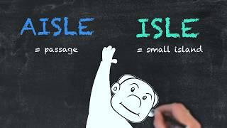 005 - Aisle and Isle