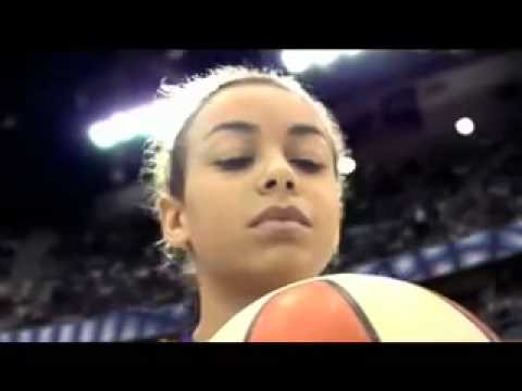 Kiara Nowlin Discover Card WNBA Video