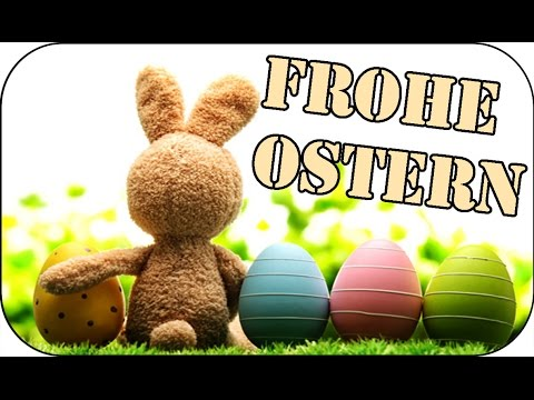 Frohe Ostern an Euch •
