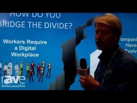 InfoComm 2016: Bluescape Demonstrates Digital Visual Collaboration System