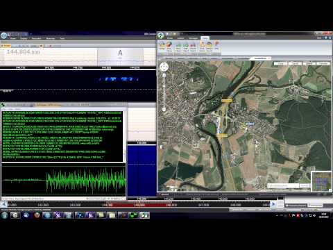 Decode APRS with RTL SDR (RTL2832U)