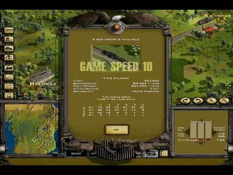 Railroad Tycoon 2 - Basics Tutorial Part 2: Industry