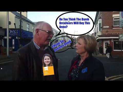 Anna Soubry Called Out For Lying In Campaign Video, Claims Lib Dem Activist is Brexit Leave Voter