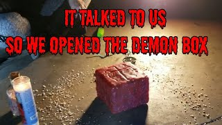 Opening the demon Box