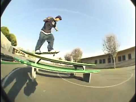 Tom Penny Skateboarding in Los Angeles / Dirtyklips