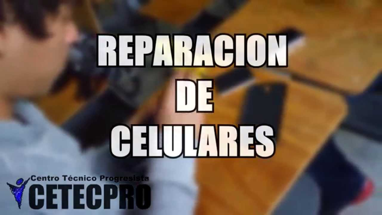 Reparacion de Celulares CETECPRO - YouTube - photo#10