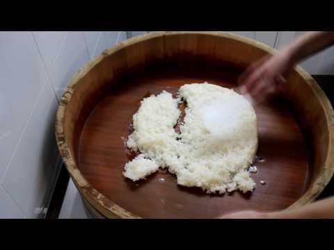 Приготовление риса для суши от шеф повара НИППОН
