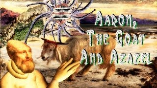 Aaron, the Goat and Azazel - Psychedelic Cartoon LYRICS Trippy Animation Song Sumerias1 death folk