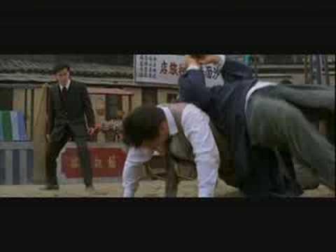 Jackie Chan Kung Fu Fighting - Legend Of The Drunken Master video